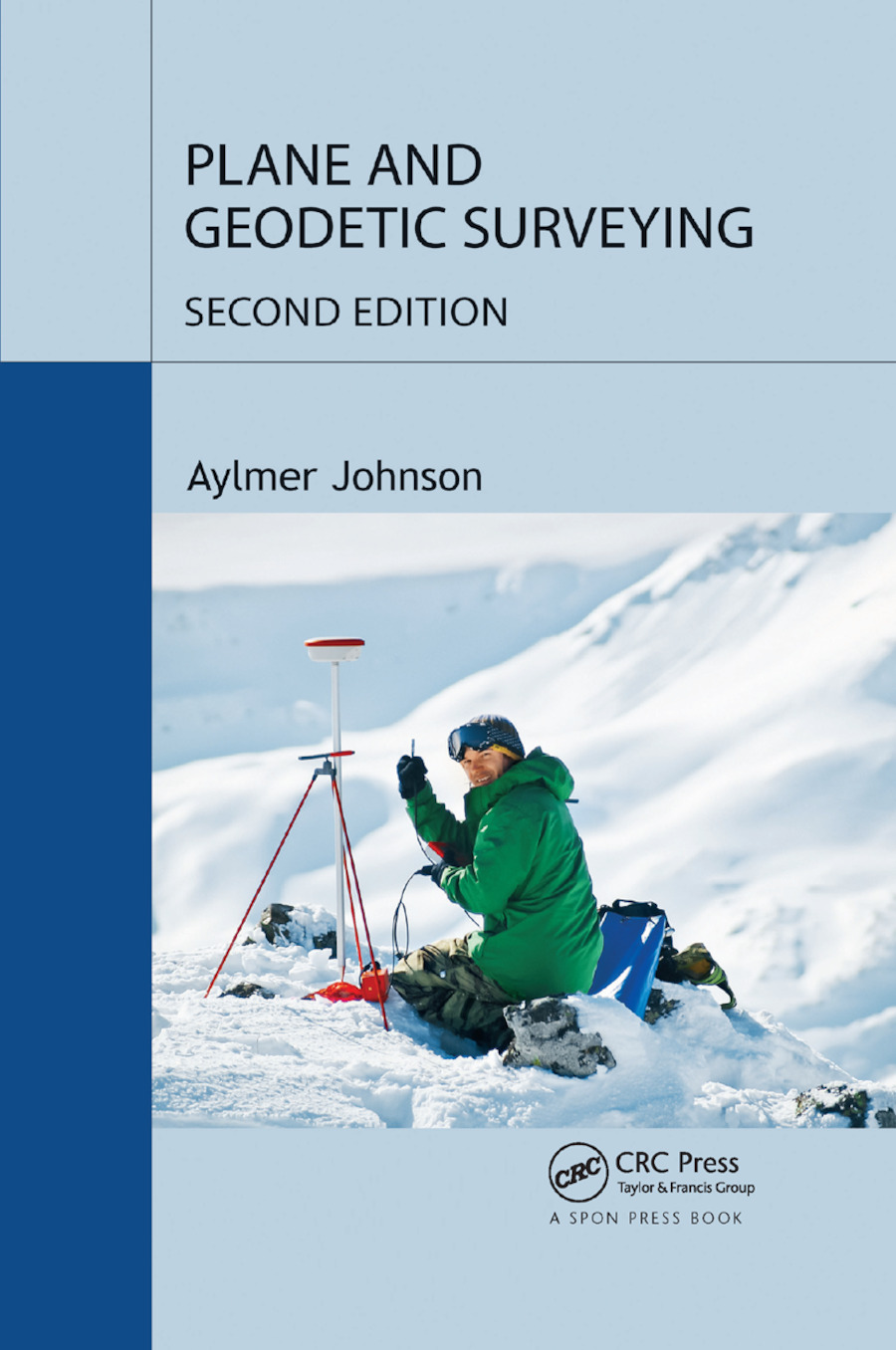 Plane and Geodetic Surveying book cover