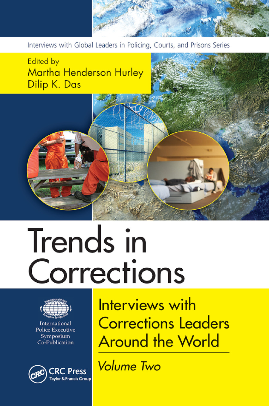 Trends in Corrections: Interviews with Corrections Leaders Around the World, Volume Two book cover
