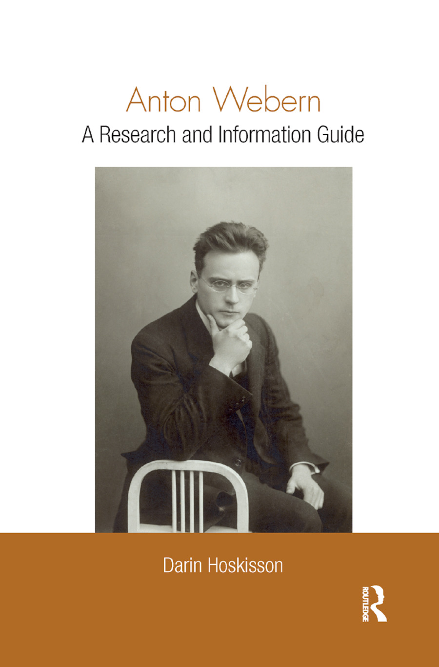 Anton Webern: A Research and Information Guide, 1st Edition (Paperback) book cover