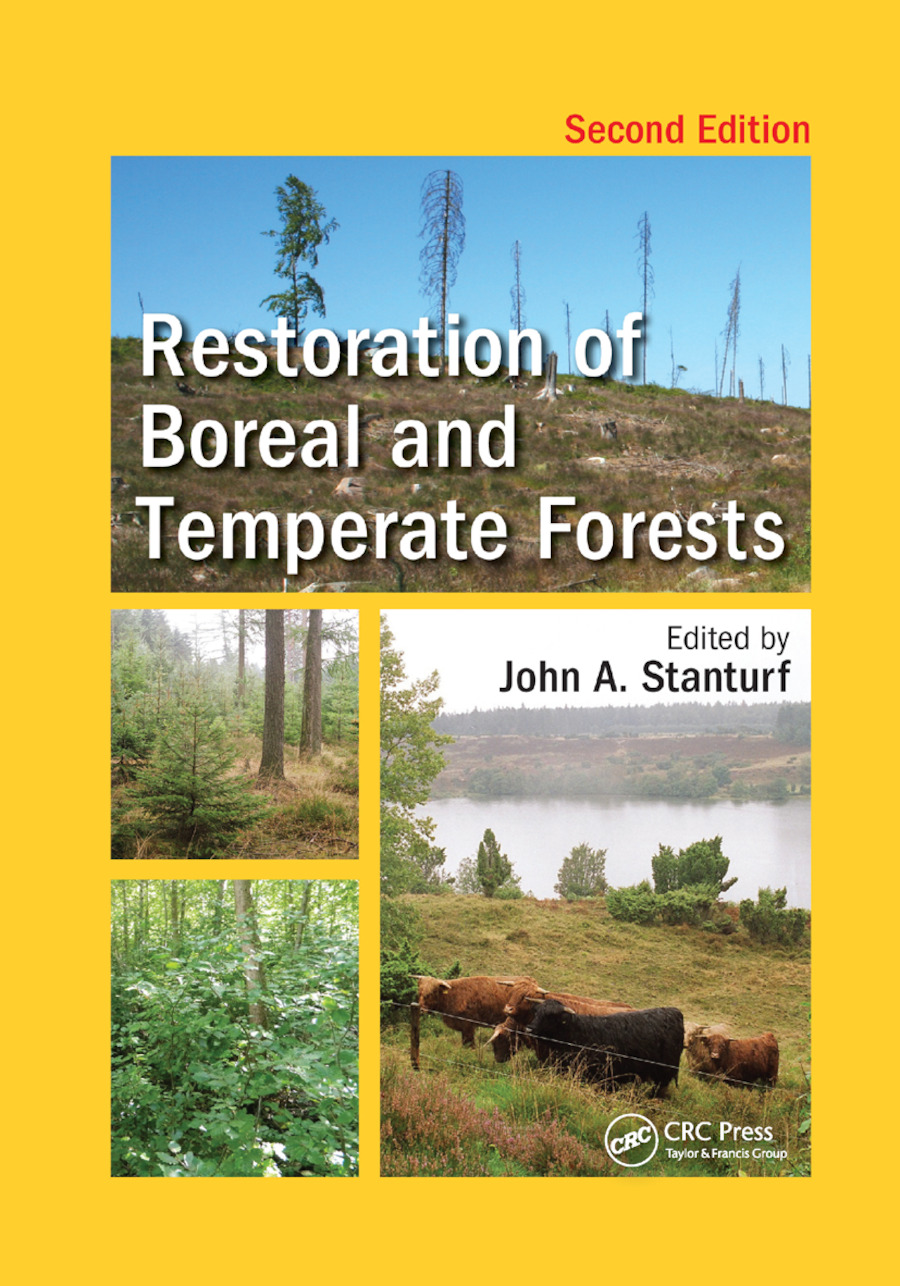 Restoration of Boreal and Temperate Forests: 2nd Edition (Paperback) book cover
