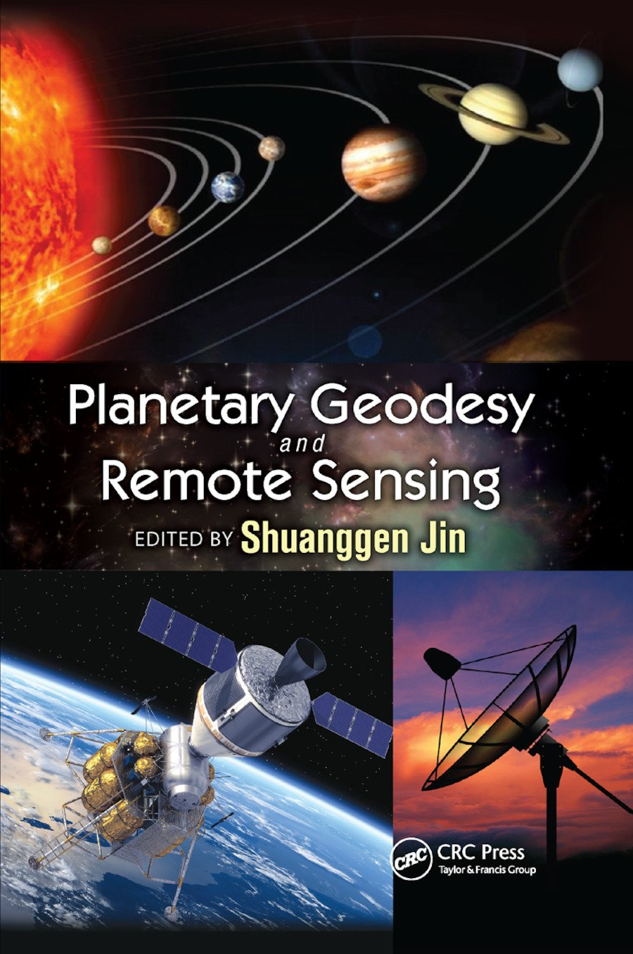Planetary Geodesy and Remote Sensing: 1st Edition (Paperback) book cover