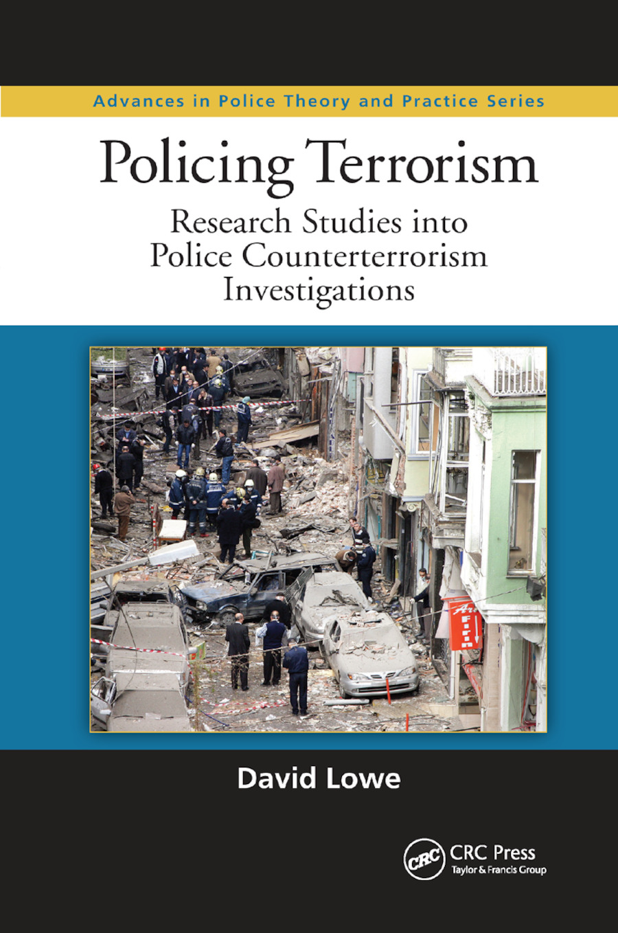 Policing Terrorism: Research Studies into Police Counterterrorism Investigations book cover