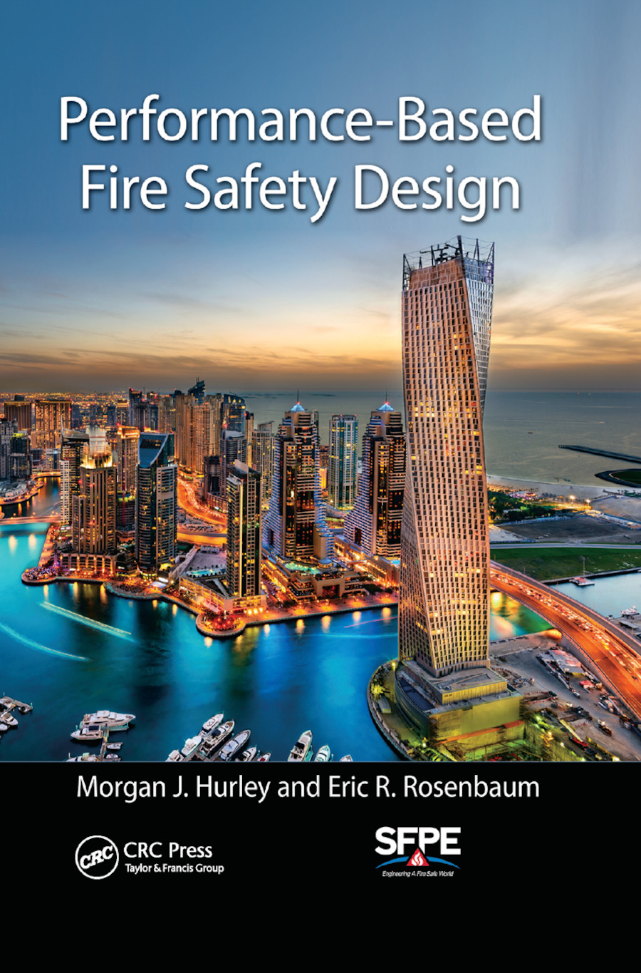 Performance-Based Fire Safety Design book cover