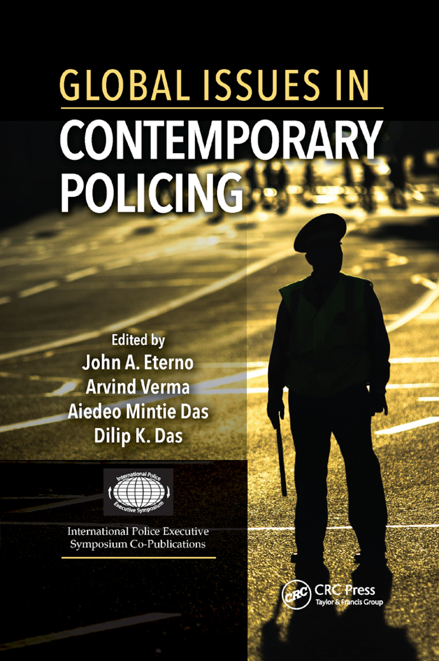 Global Issues in Contemporary Policing book cover