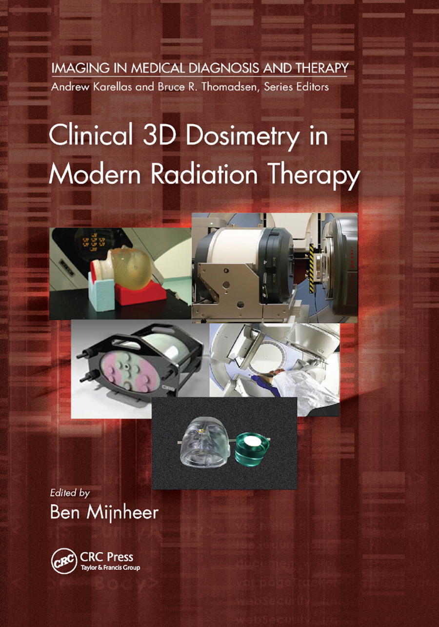 Clinical 3D Dosimetry in Modern Radiation Therapy book cover