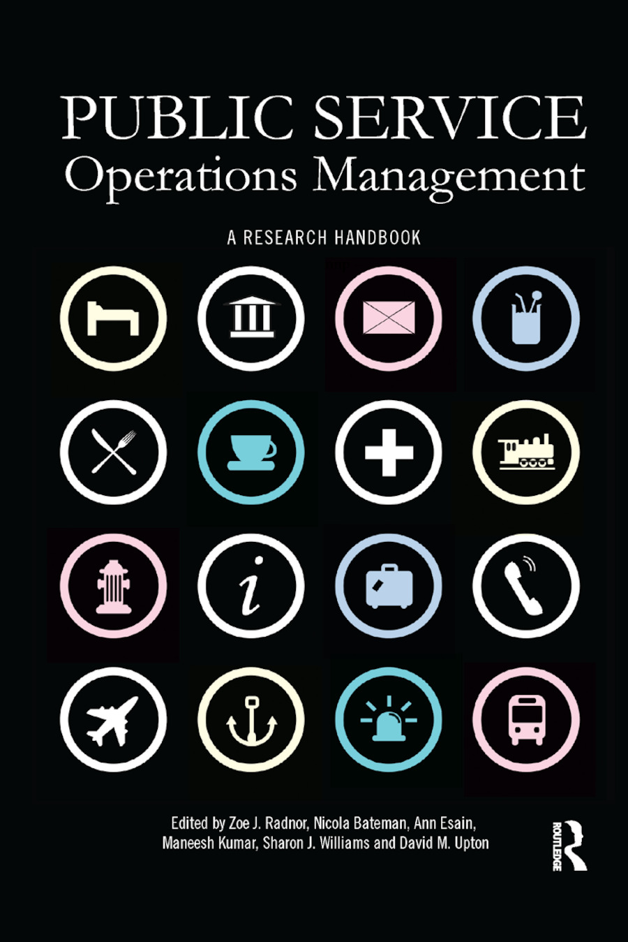 Public Service Operations Management: A research handbook book cover