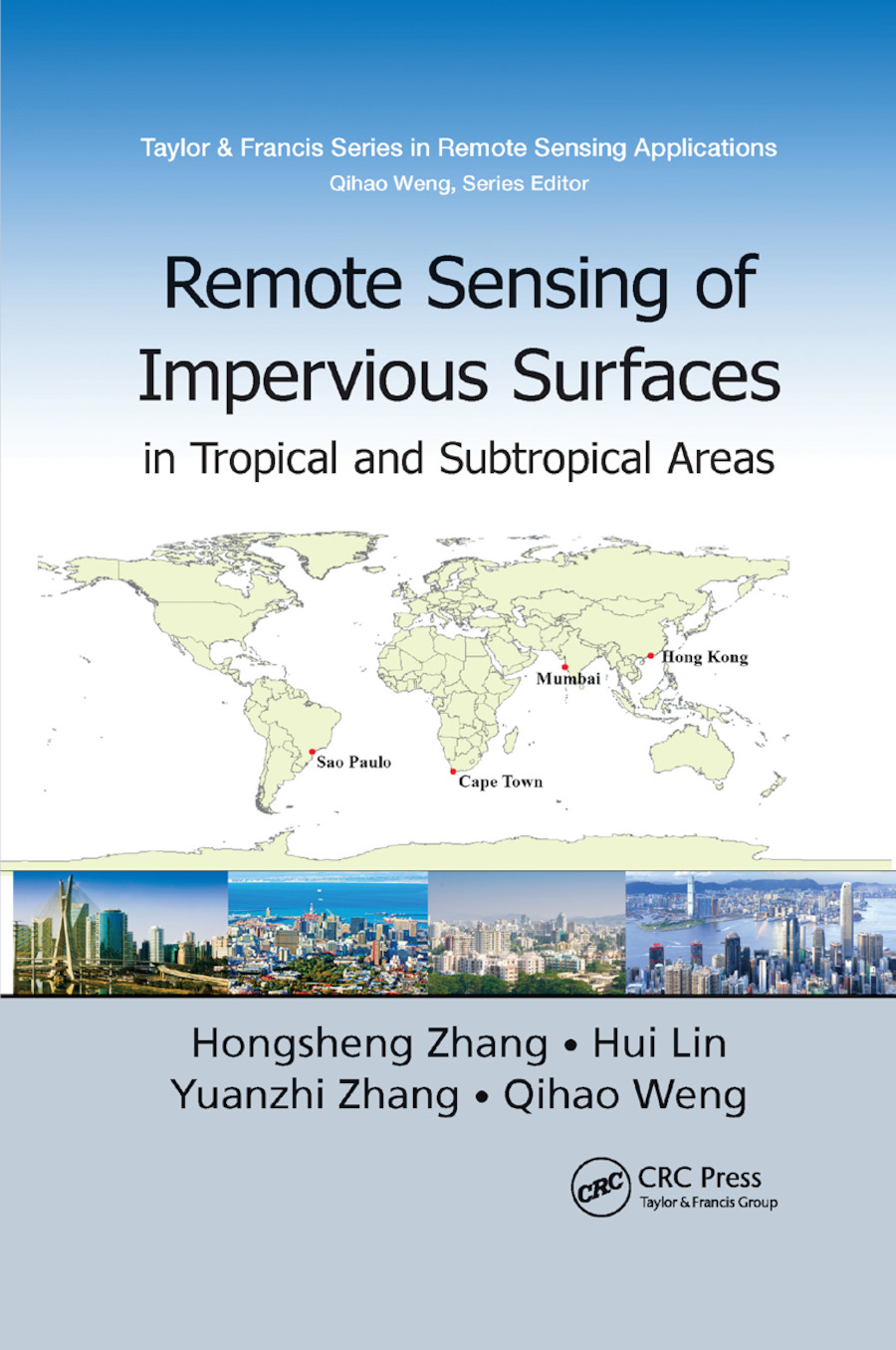 Remote Sensing of Impervious Surfaces in Tropical and Subtropical Areas book cover