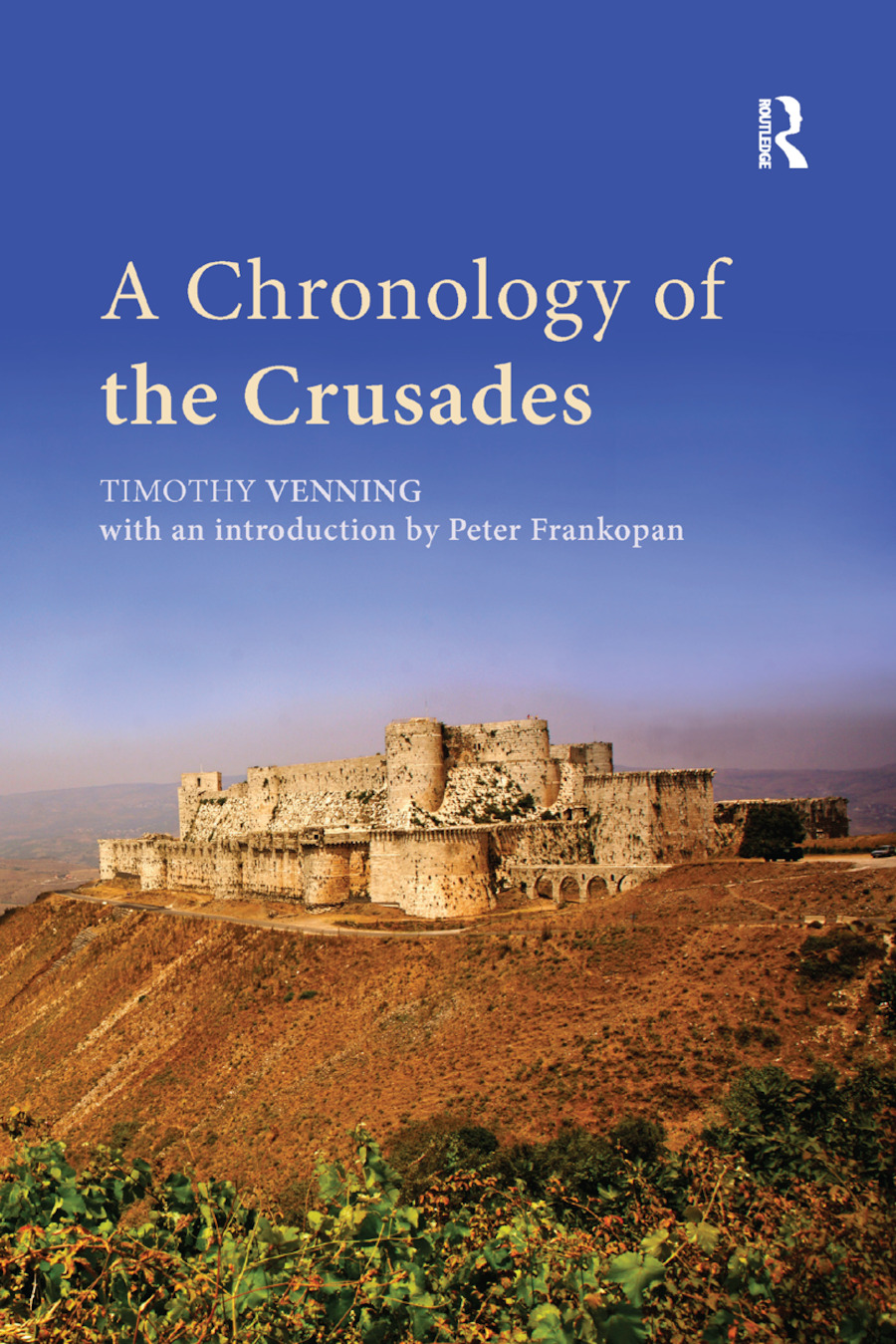 A Chronology of the Crusades book cover