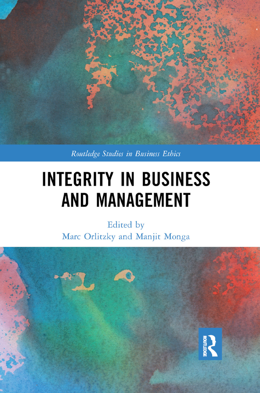 Integrity in Business and Management: 1st Edition (Paperback) book cover