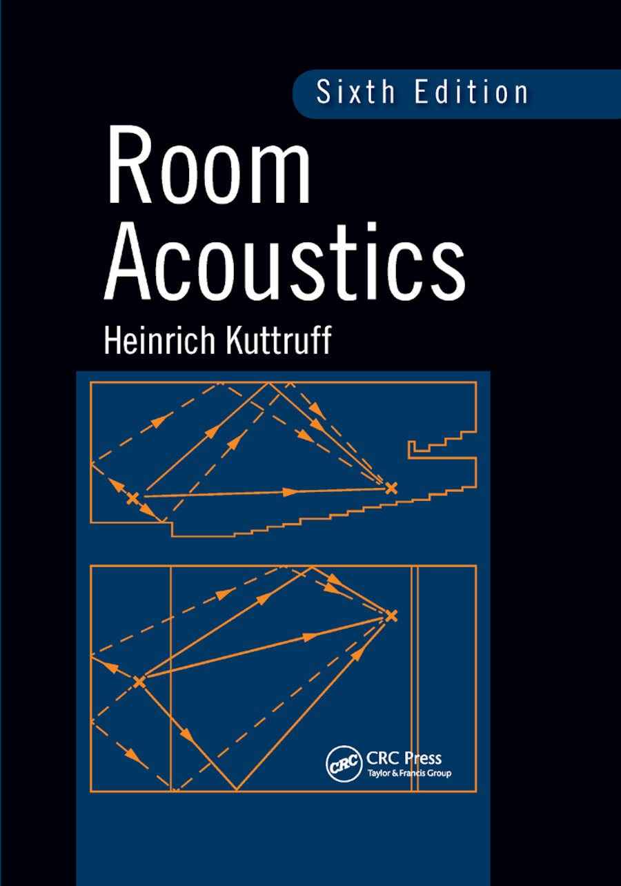 Room Acoustics book cover