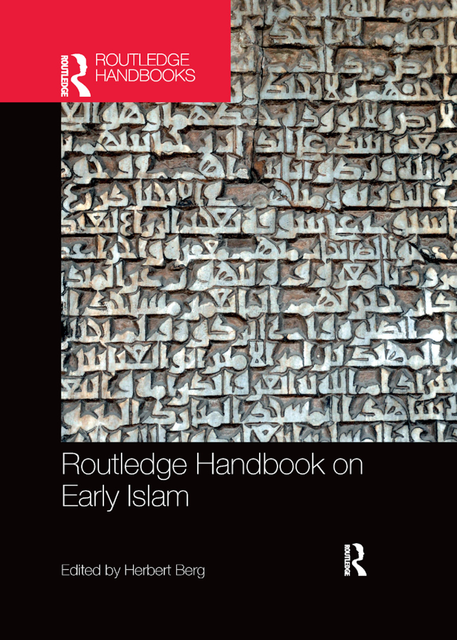 Routledge Handbook on Early Islam book cover