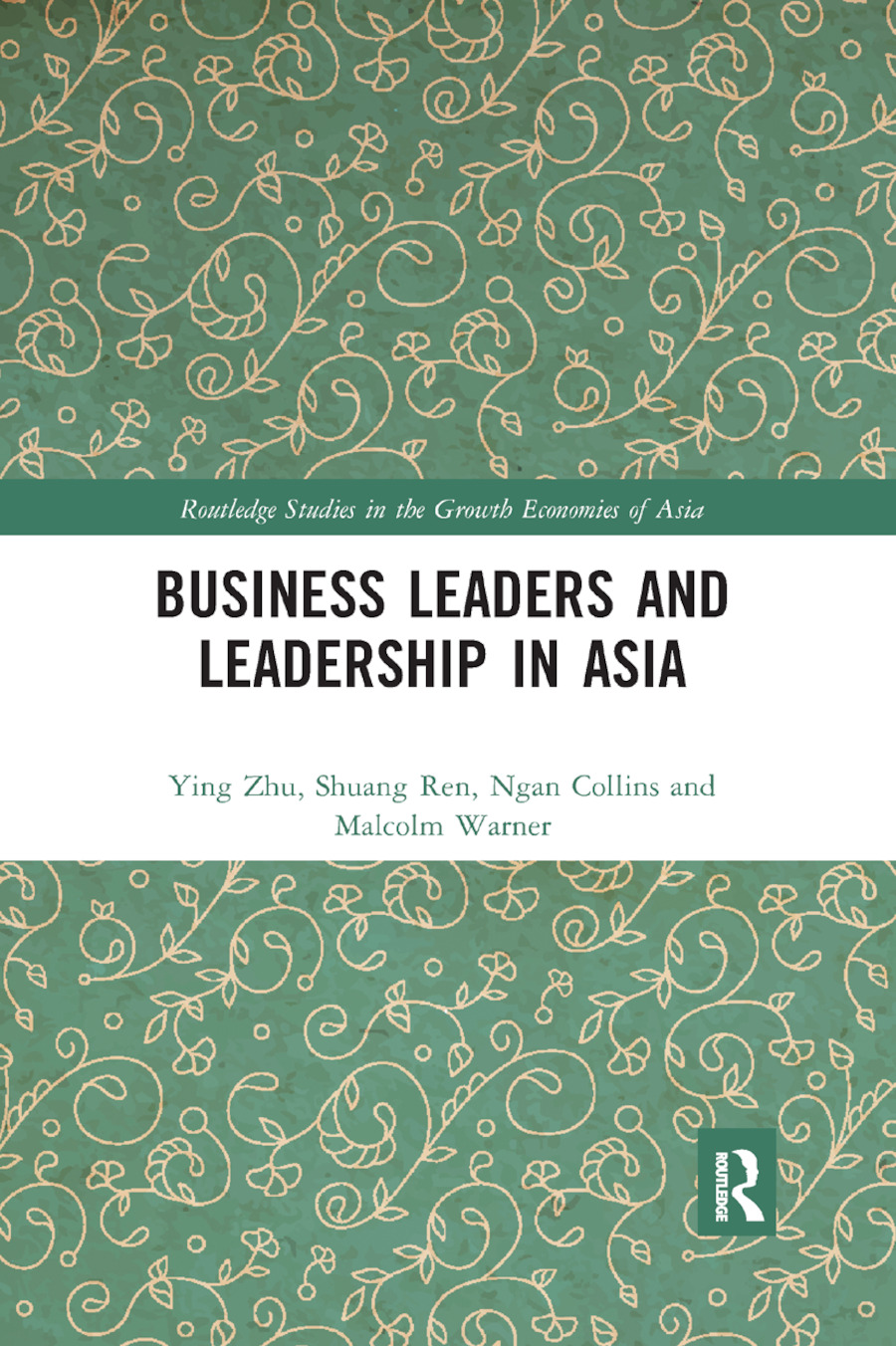 Business Leaders and Leadership in Asia book cover