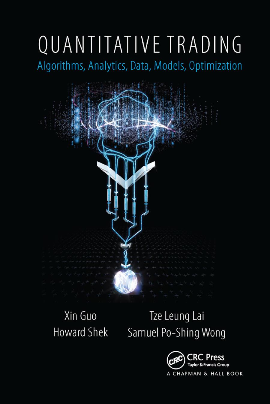 Quantitative Trading: Algorithms, Analytics, Data, Models, Optimization book cover