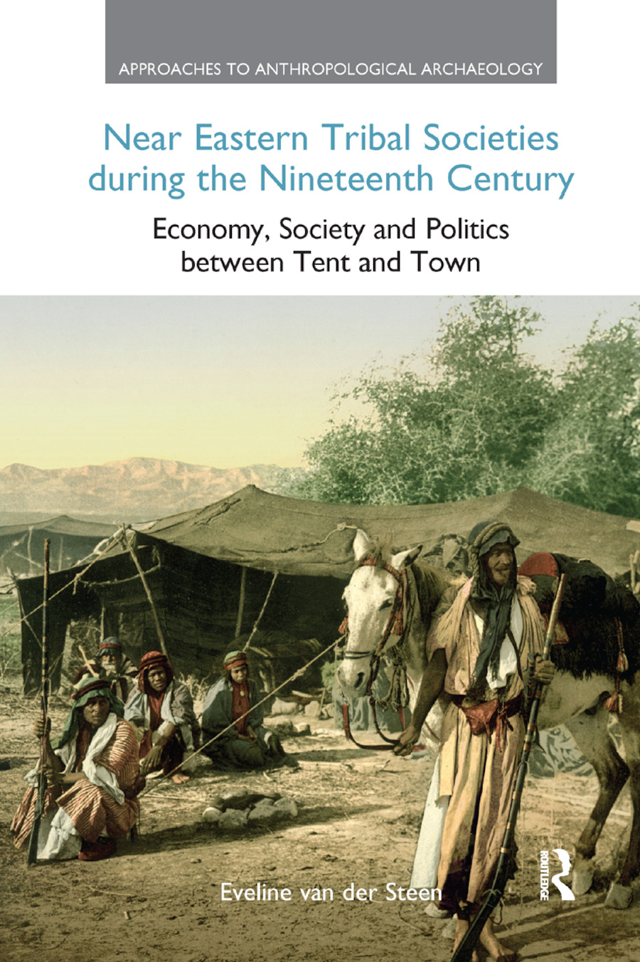 Near Eastern Tribal Societies During the Nineteenth Century: Economy, Society and Politics Between Tent and Town book cover