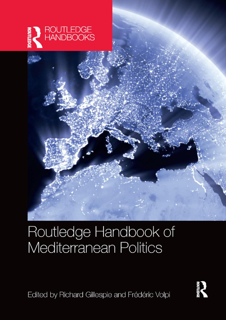 Routledge Handbook of Mediterranean Politics book cover