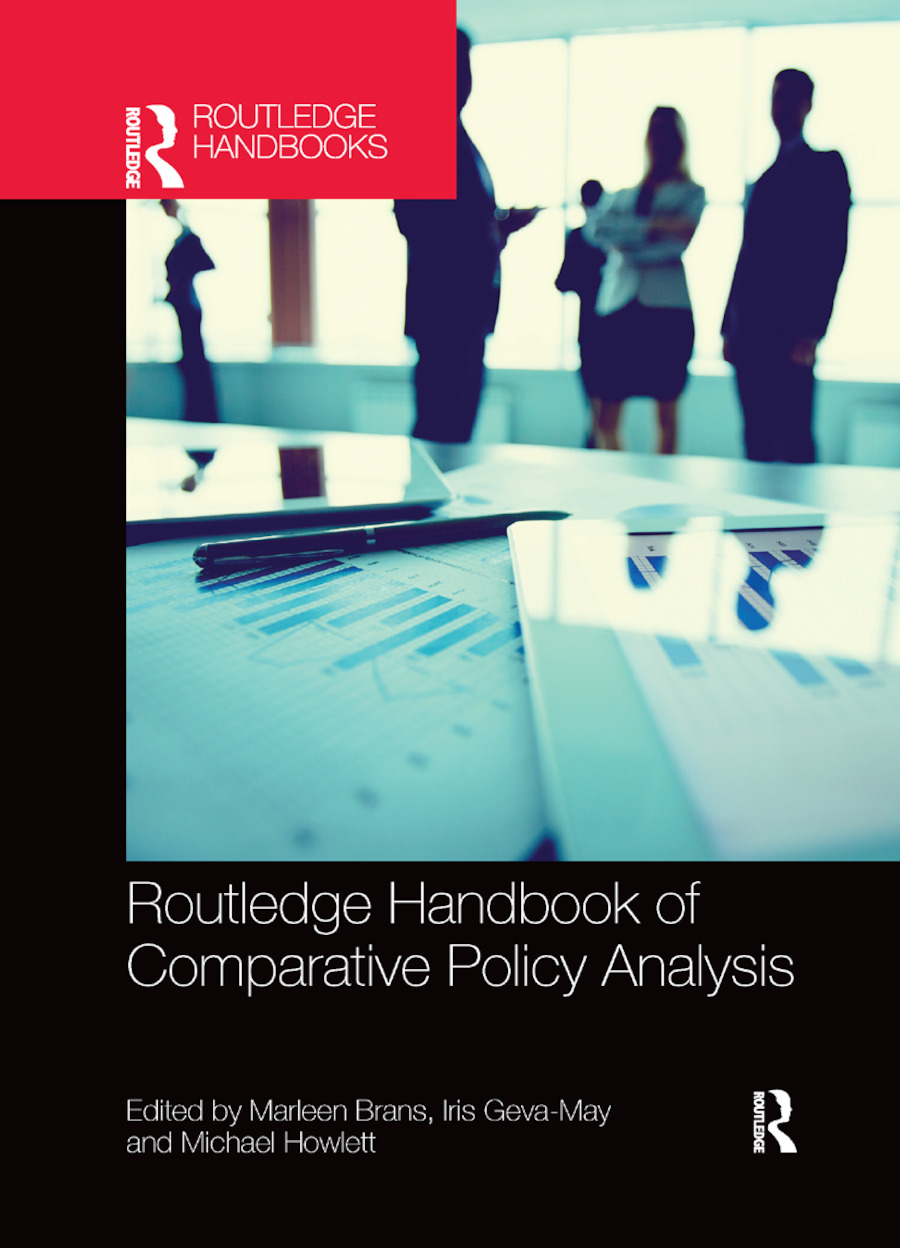 Routledge Handbook of Comparative Policy Analysis: 1st Edition (Paperback) book cover