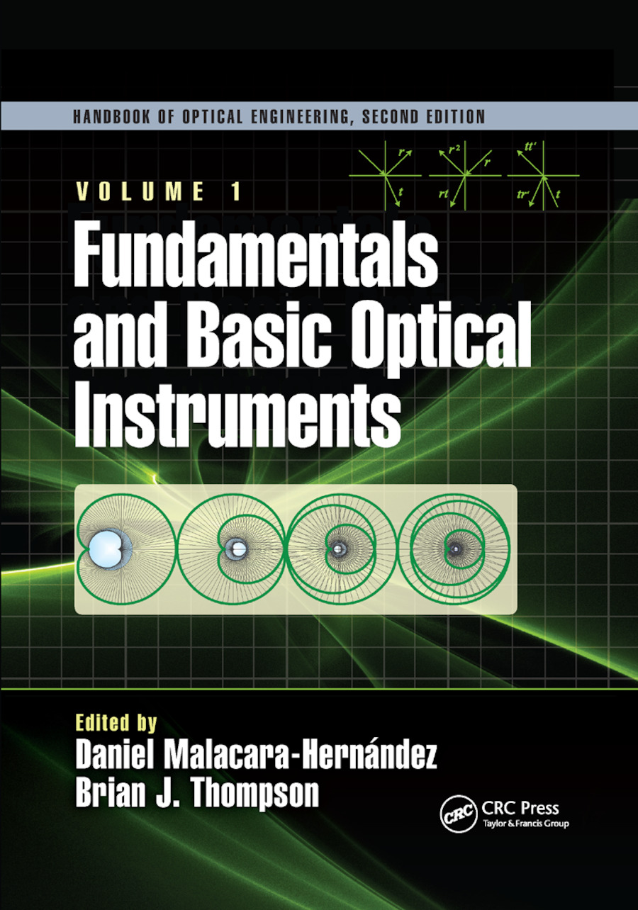 Fundamentals and Basic Optical Instruments: 1st Edition (Paperback) book cover