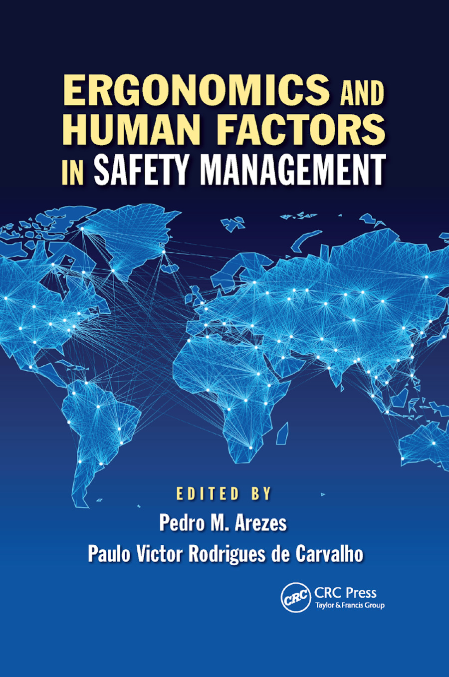 Ergonomics and Human Factors in Safety Management: 1st Edition (Paperback) book cover