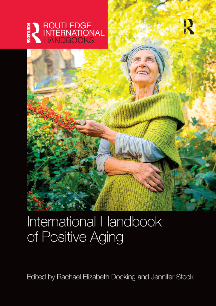 International Handbook of Positive Aging book cover