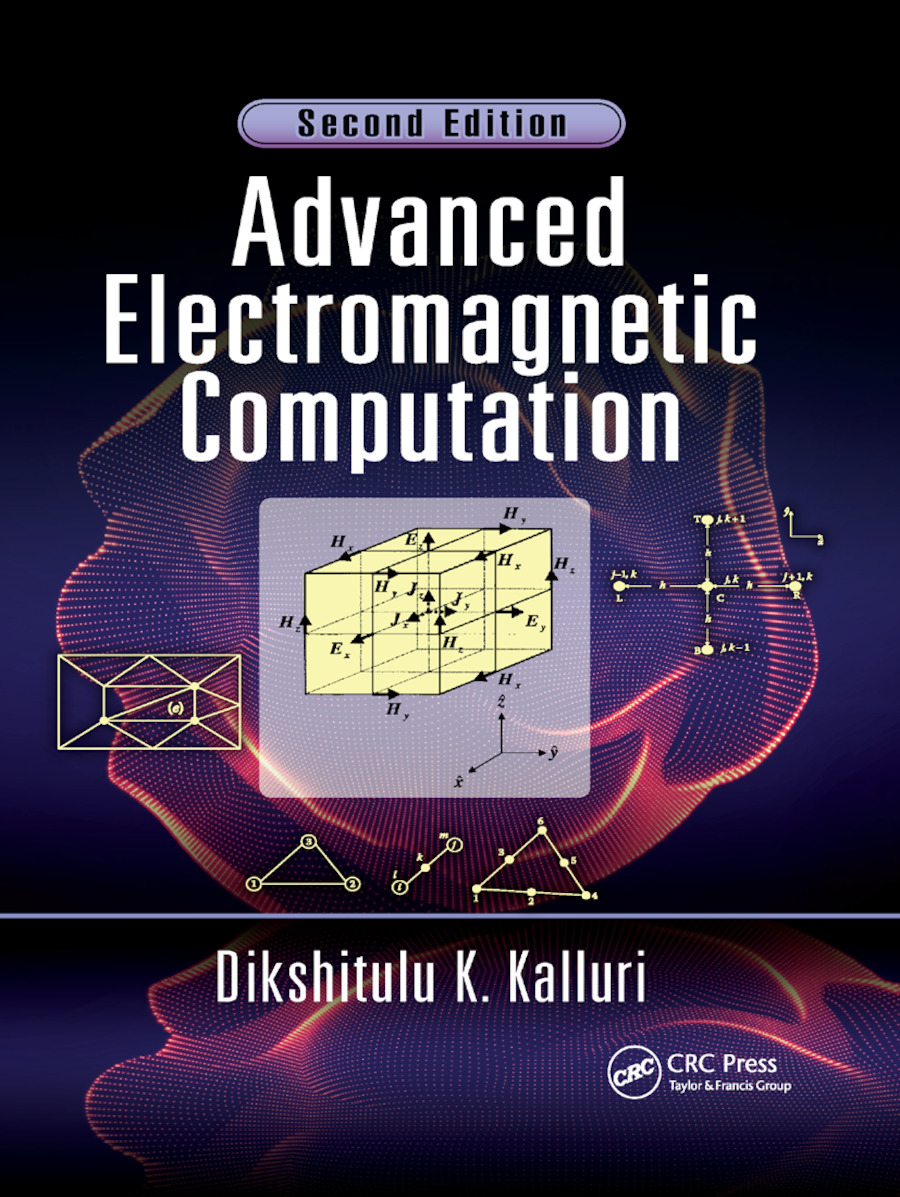 Advanced Electromagnetic Computation: 2nd Edition (Paperback) book cover