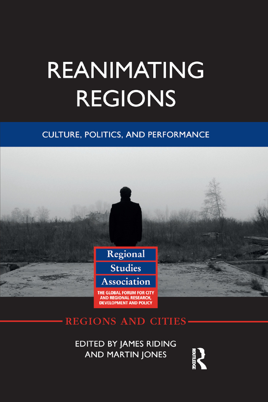 Reanimating Regions: Culture, Politics, and Performance, 1st Edition (Paperback) book cover