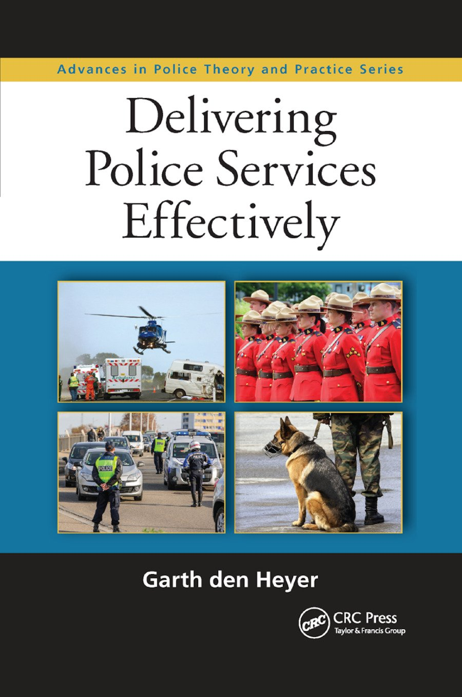 Delivering Police Services Effectively book cover