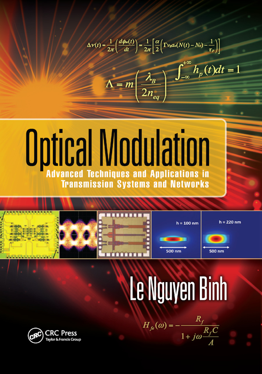 Optical Modulation: Advanced Techniques and Applications in Transmission Systems and Networks, 1st Edition (Paperback) book cover