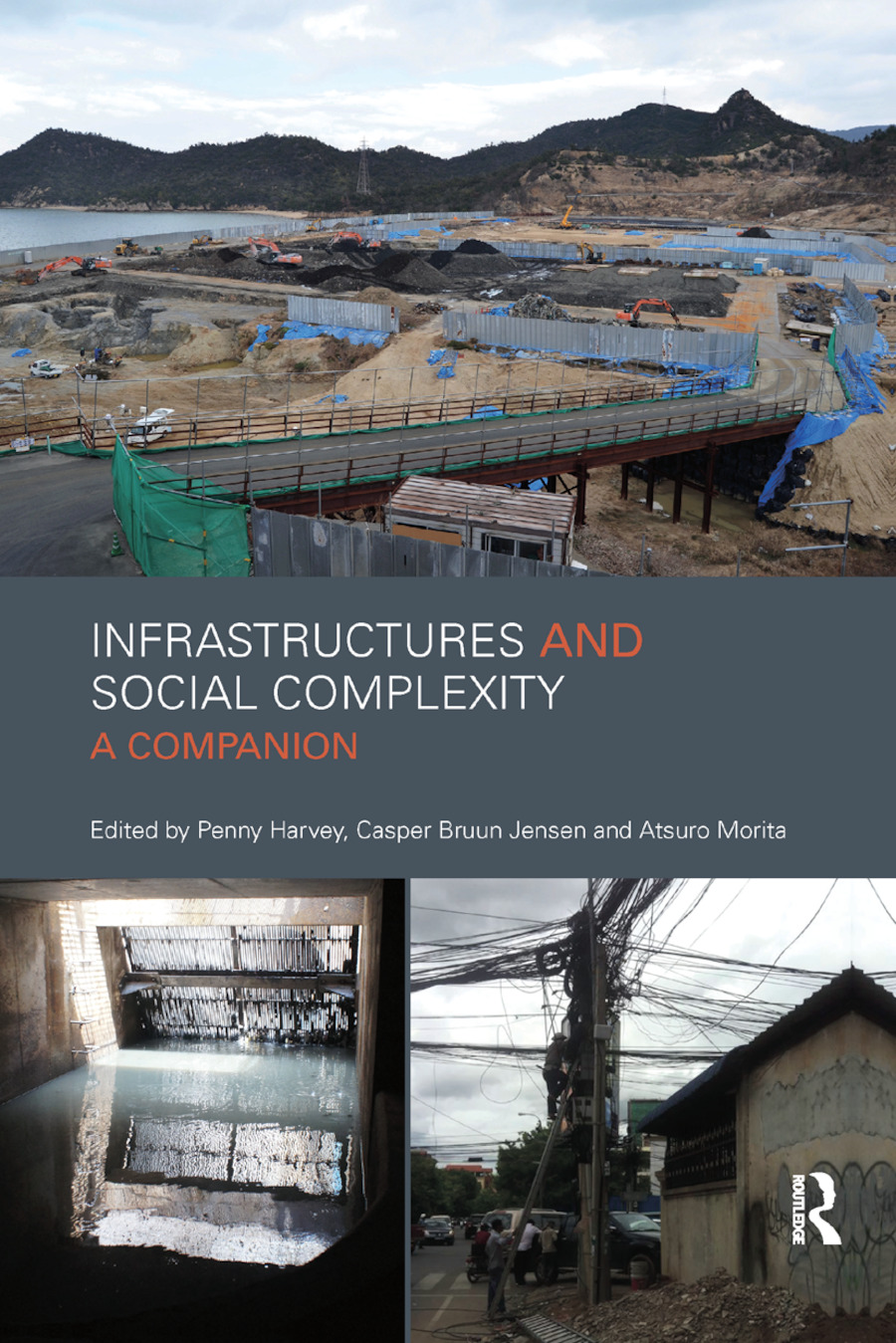 Infrastructures and Social Complexity: A Companion book cover