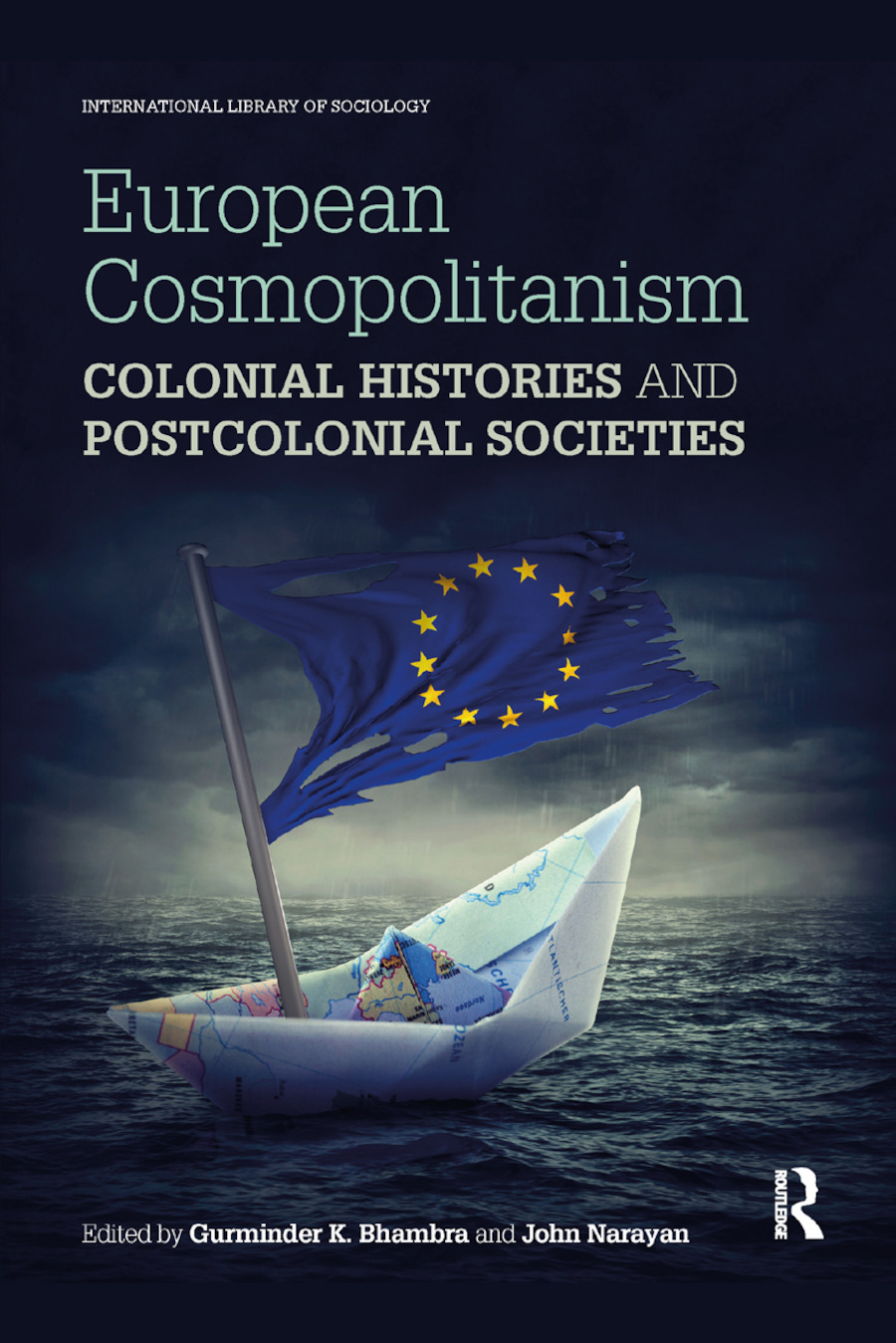 European Cosmopolitanism: Colonial Histories and Postcolonial Societies book cover