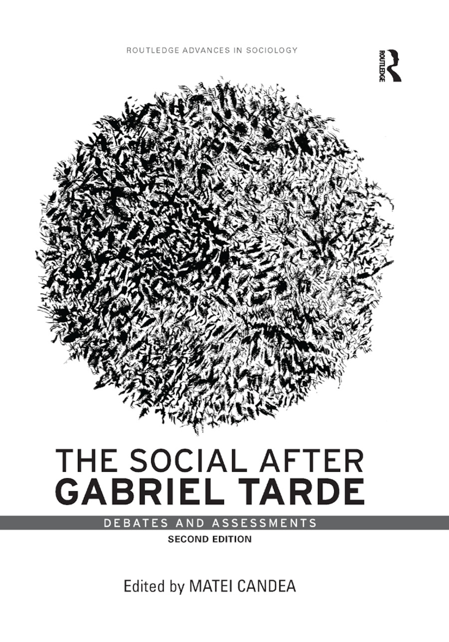 The Social after Gabriel Tarde