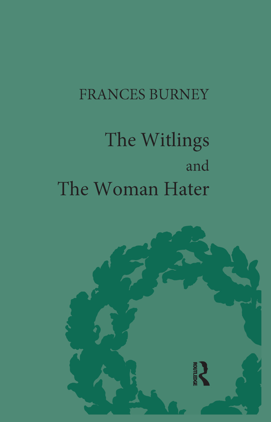 The Witlings and the Woman Hater book cover