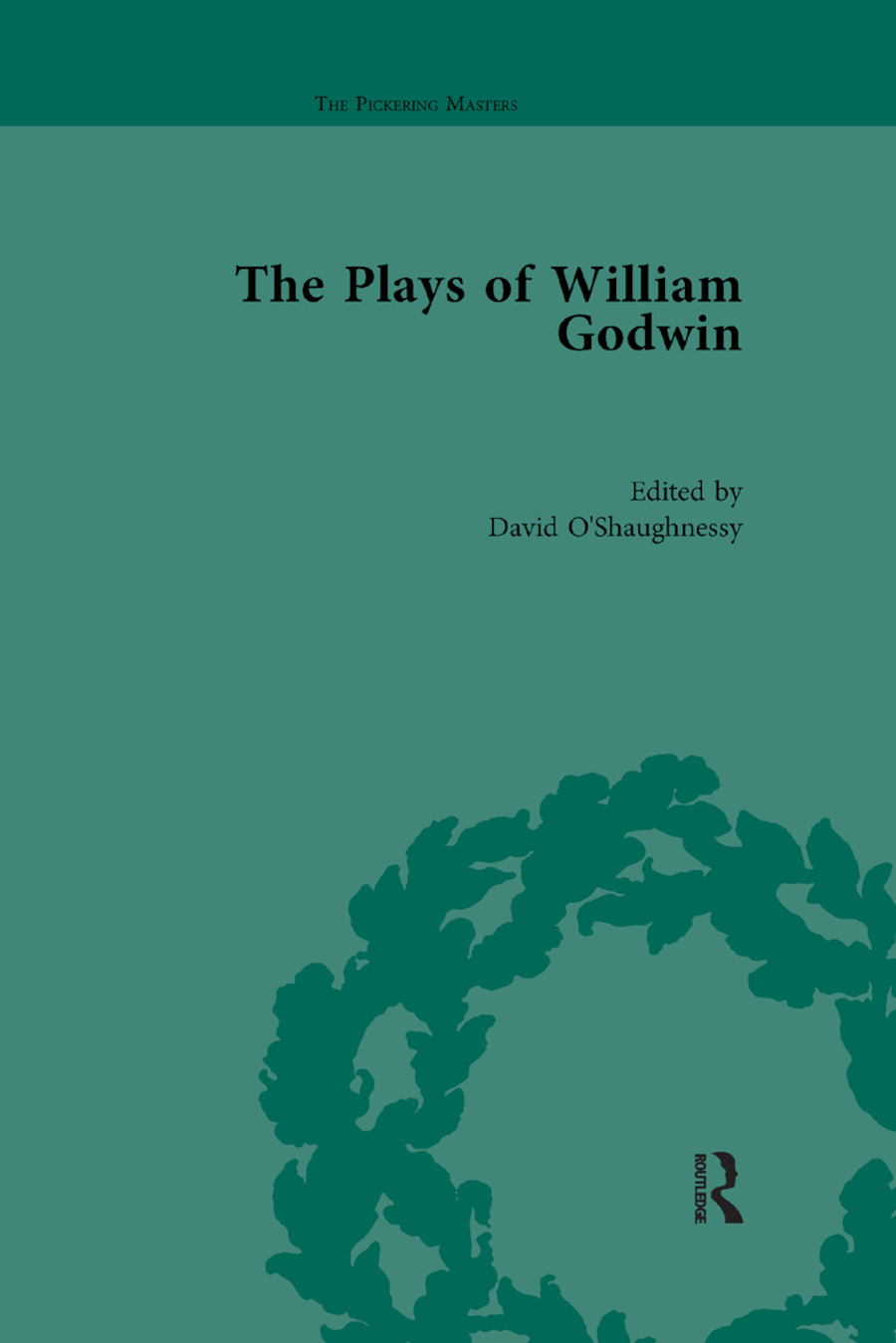 The Plays of William Godwin book cover