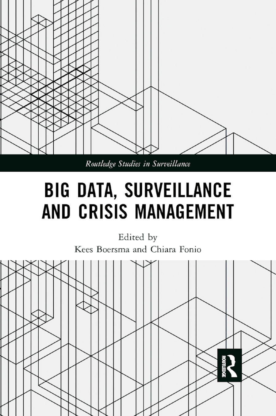 Big Data, Surveillance and Crisis Management book cover