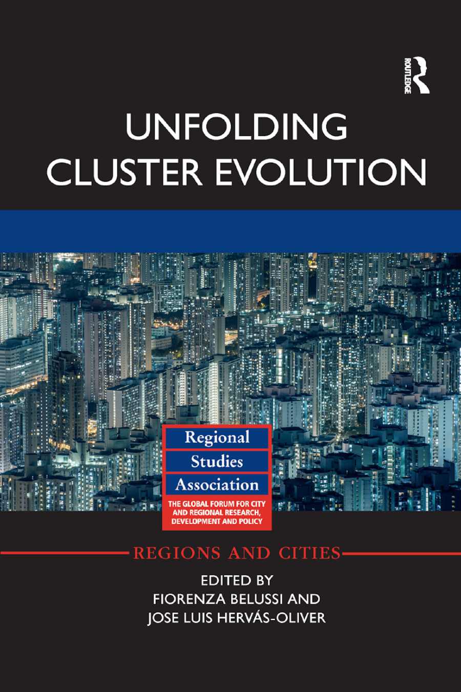 Unfolding Cluster Evolution book cover