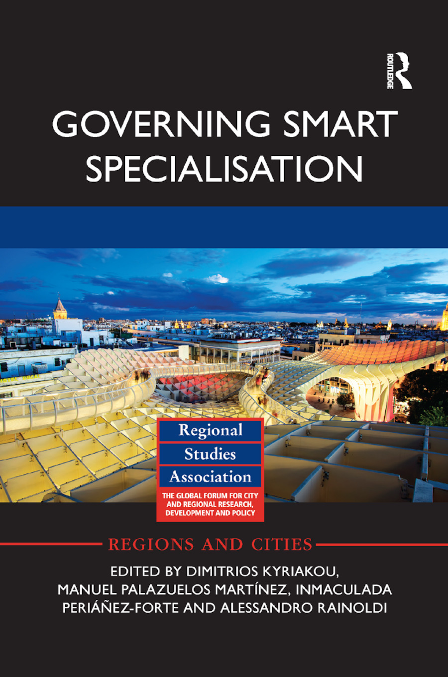 Governing Smart Specialisation book cover