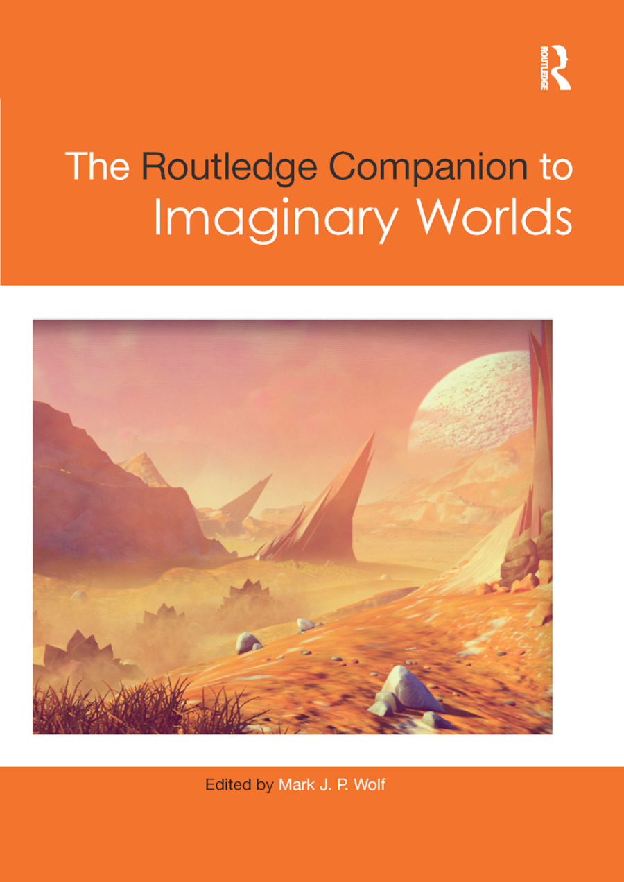 The Routledge Companion to Imaginary Worlds book cover