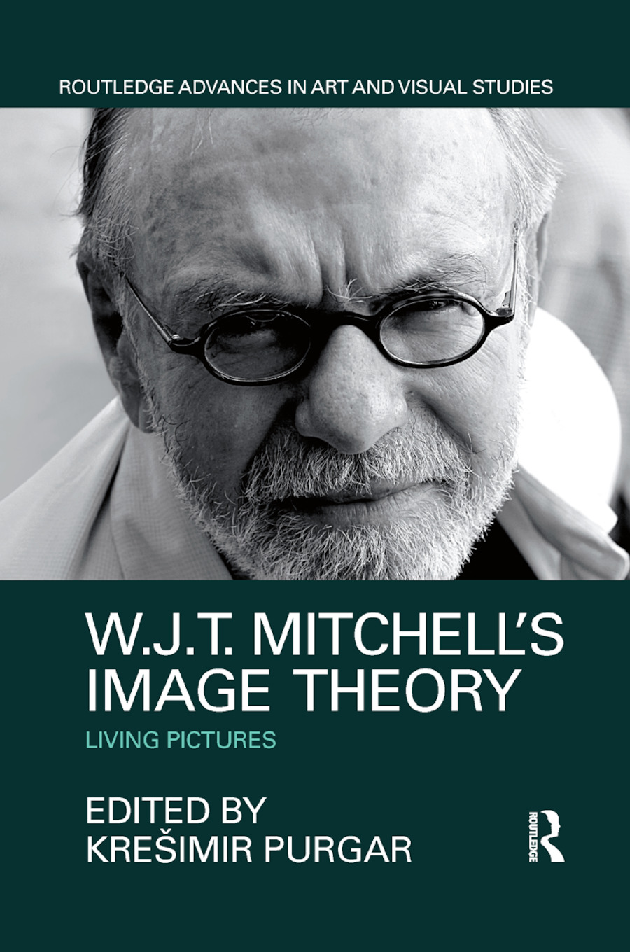 W.J.T. Mitchell's Image Theory: Living Pictures book cover