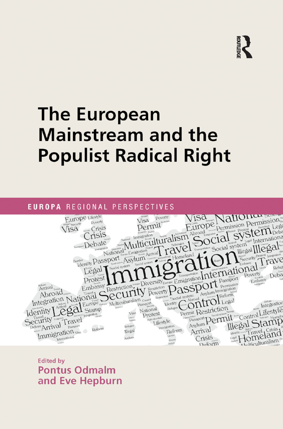 The European Mainstream and the Populist Radical Right book cover