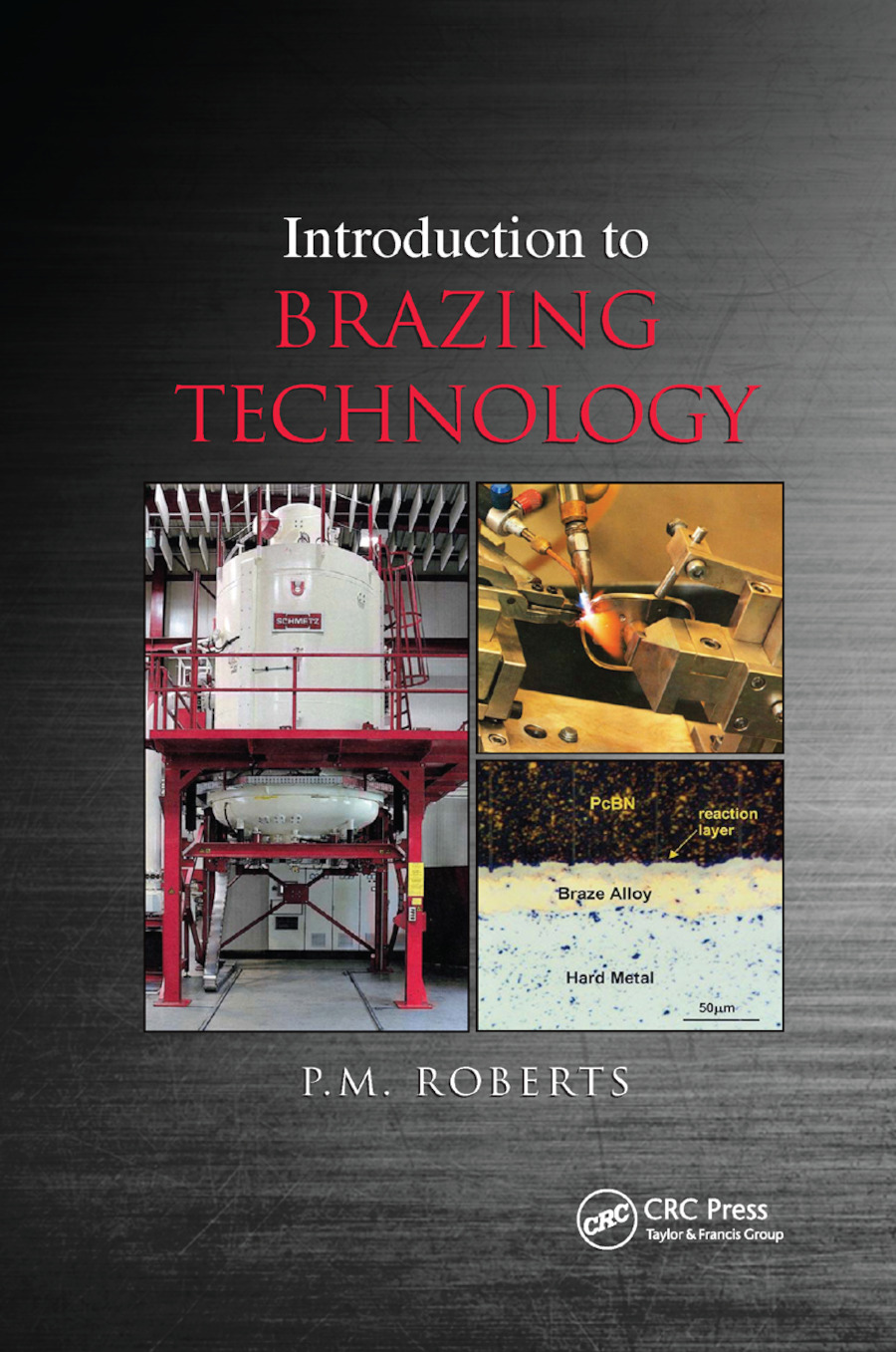 Introduction to Brazing Technology book cover