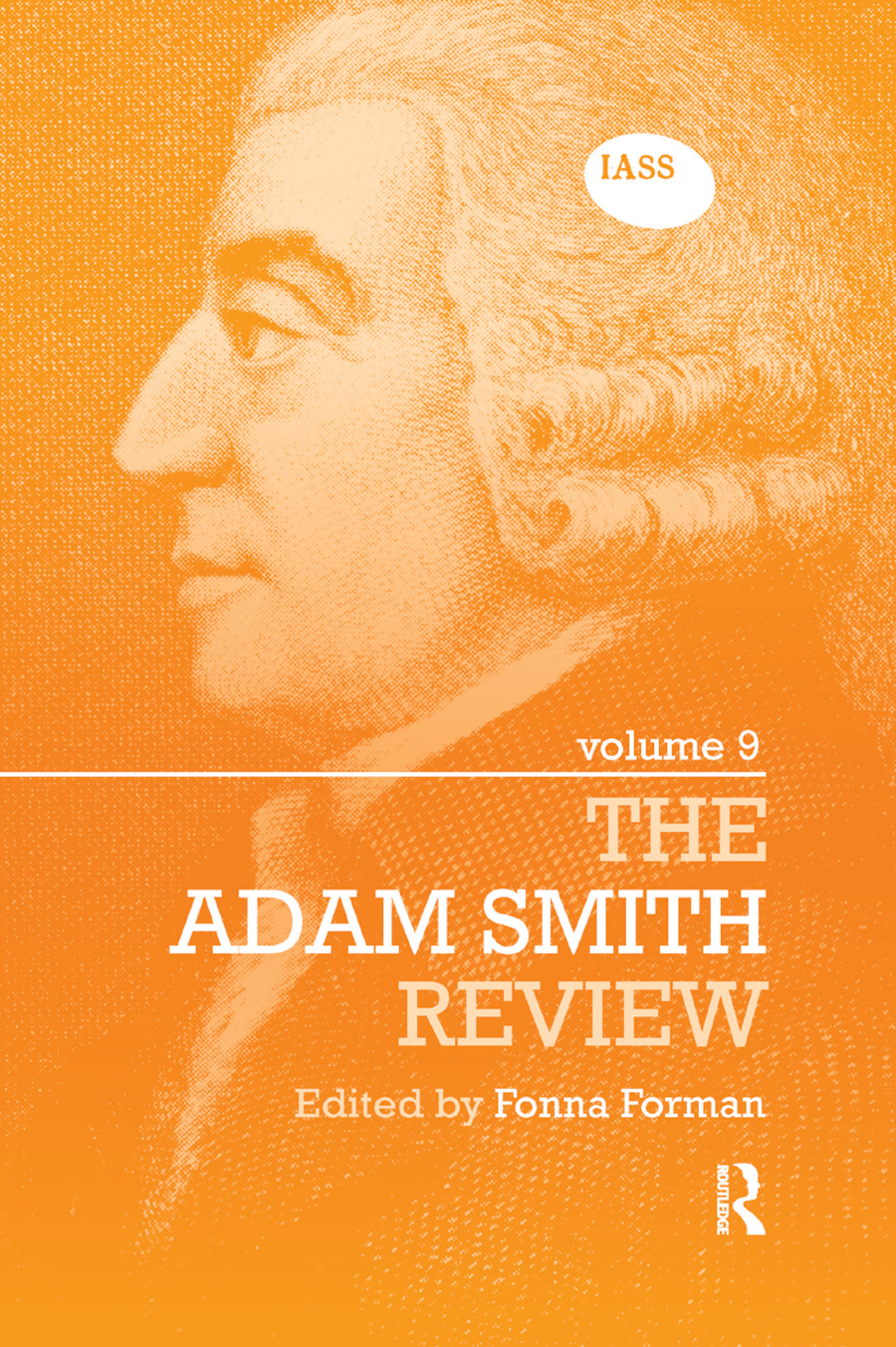 The Adam Smith Review: Volume 9 book cover