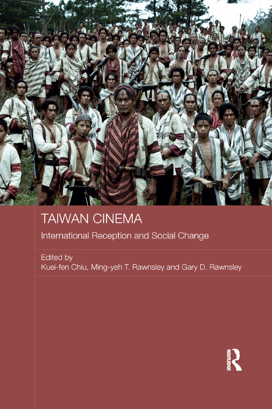 Taiwan Cinema: International Reception and Social Change book cover