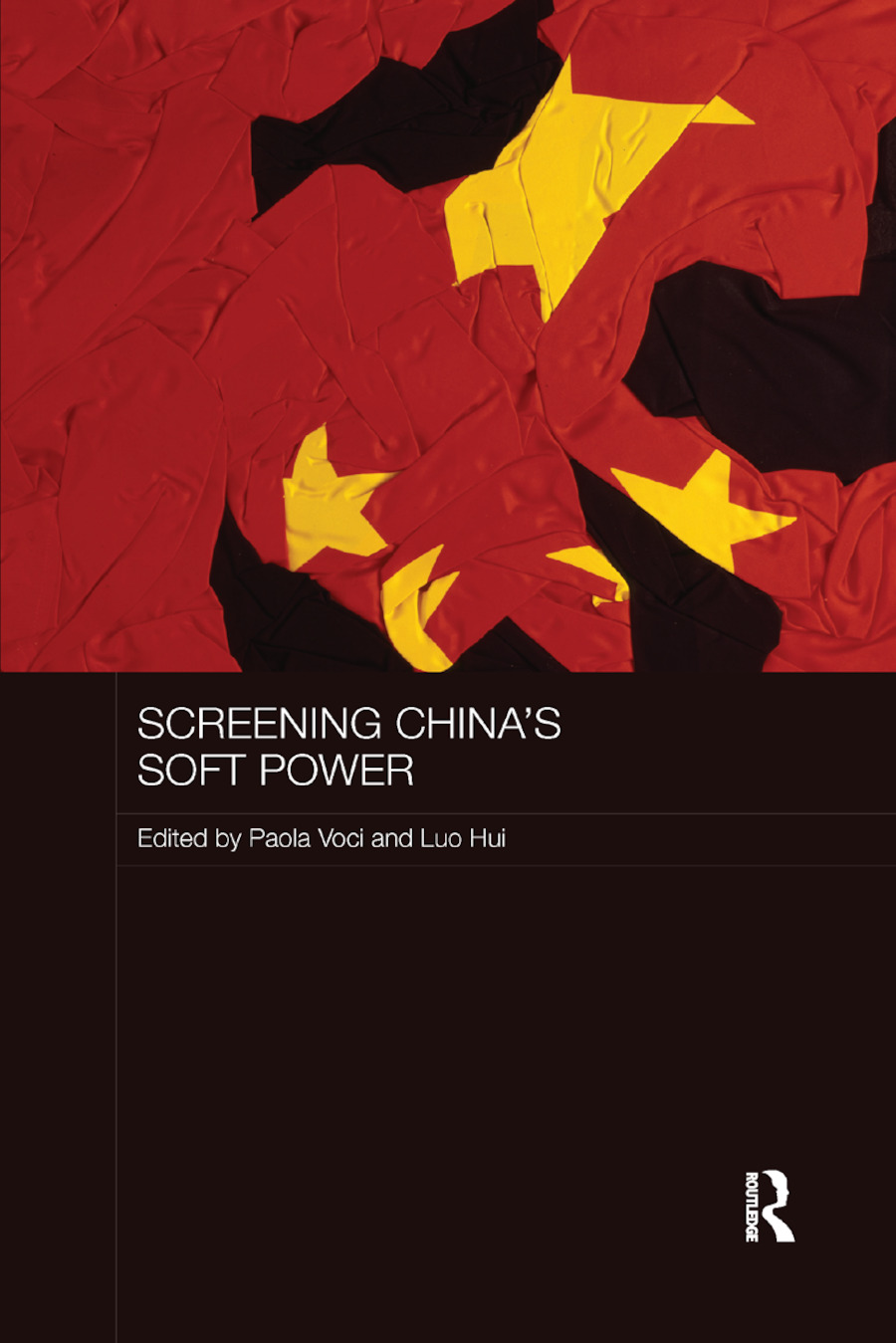 Screening China's Soft Power book cover