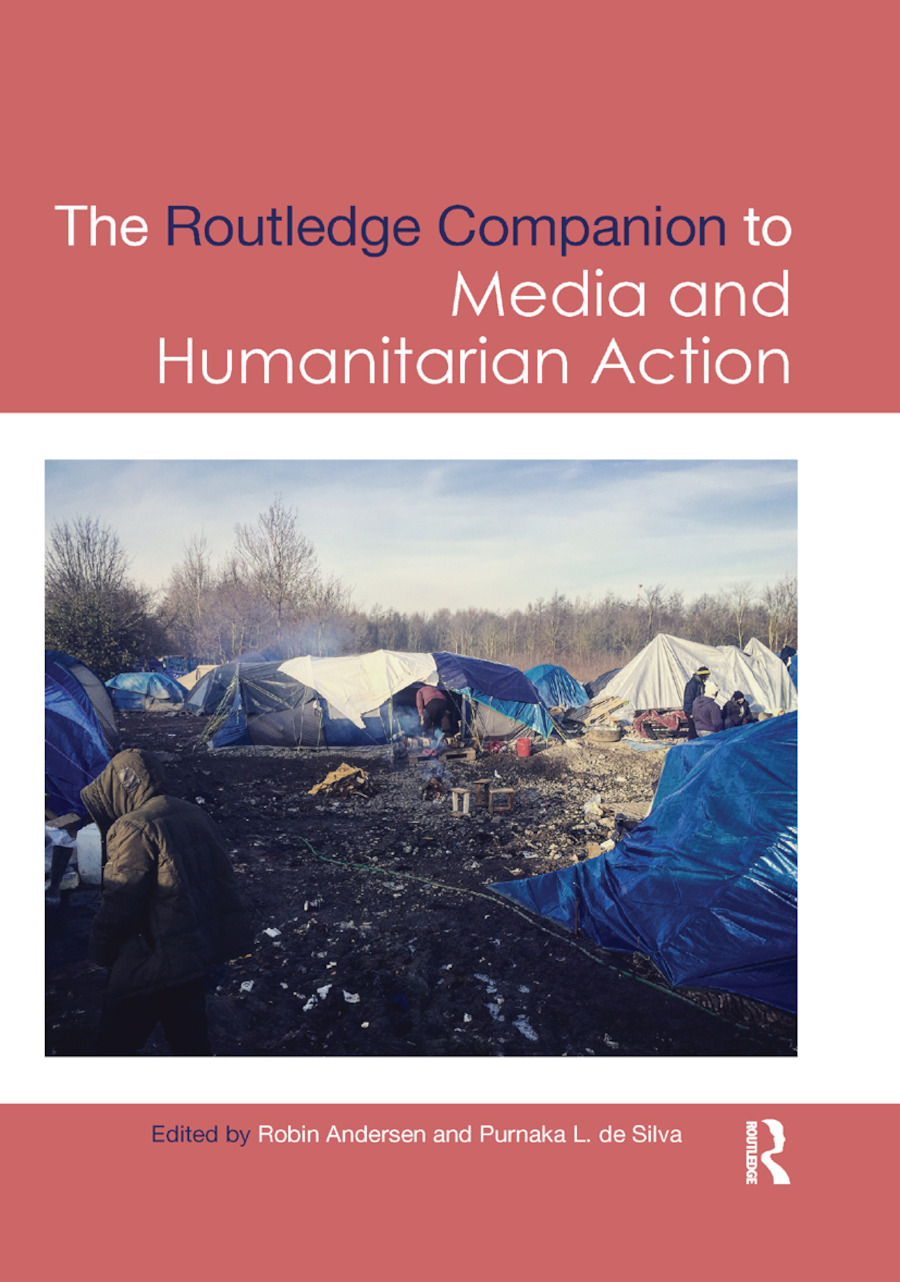 Routledge Companion to Media and Humanitarian Action book cover