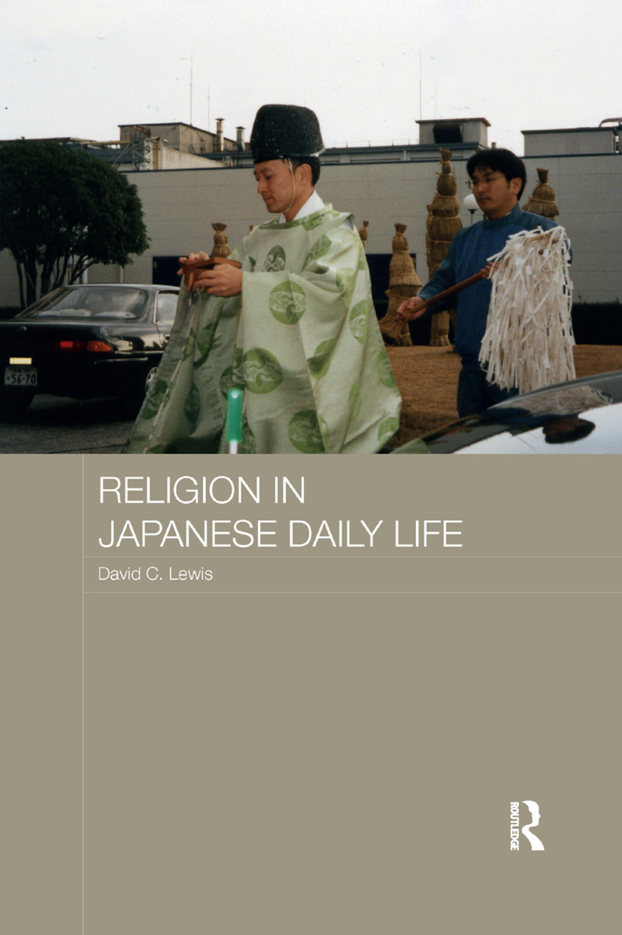 Religion in Japanese Daily Life book cover