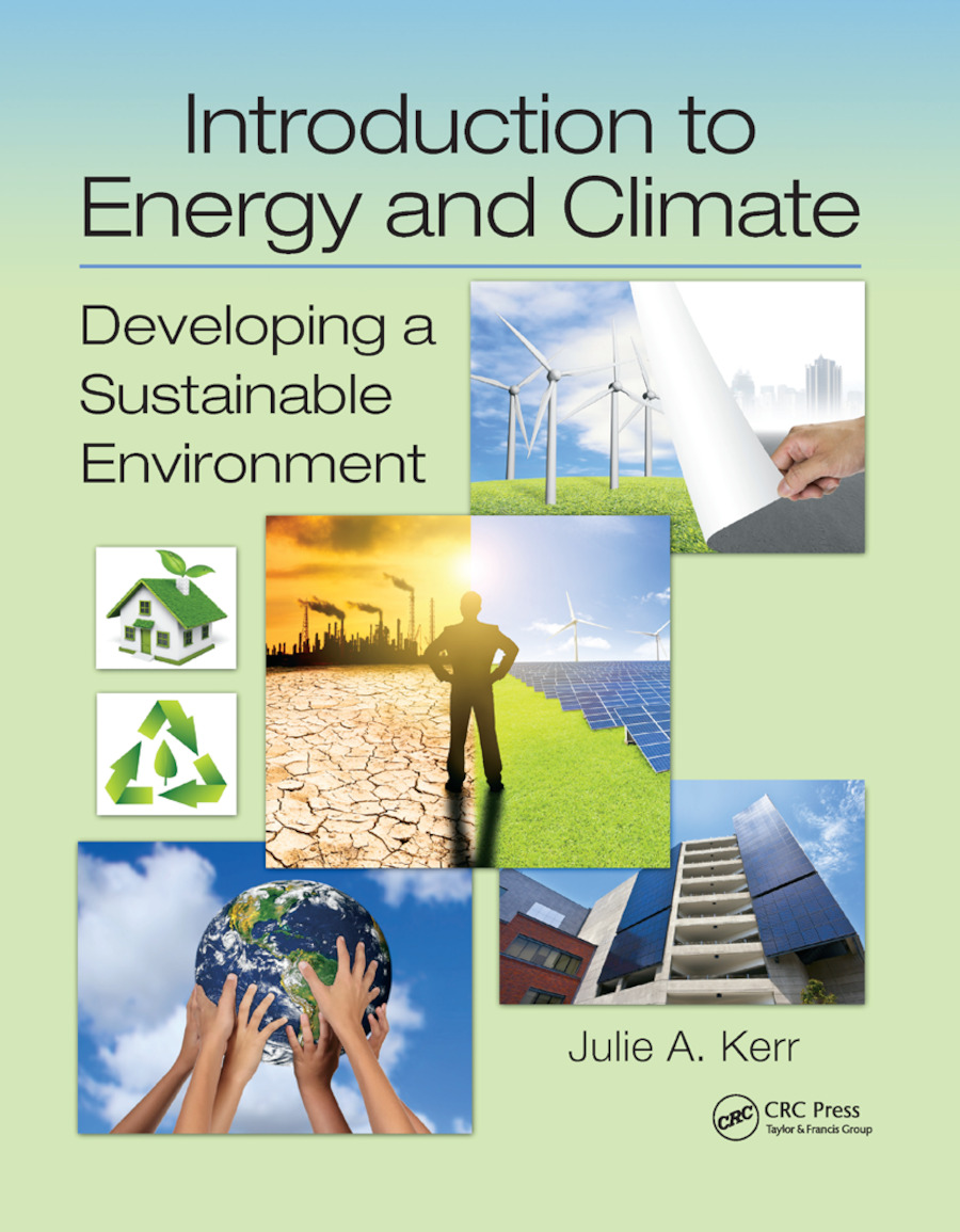 Introduction to Energy and Climate: Developing a Sustainable Environment book cover