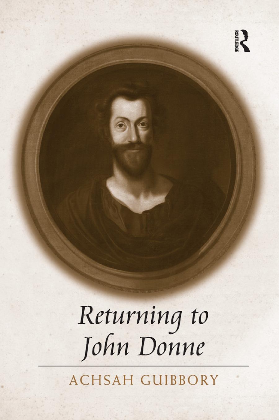 Returning to John Donne