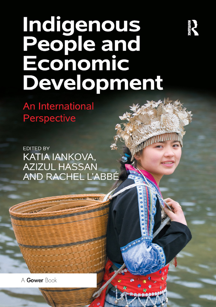 Indigenous People and Economic Development: An International Perspective, 1st Edition (Paperback) book cover