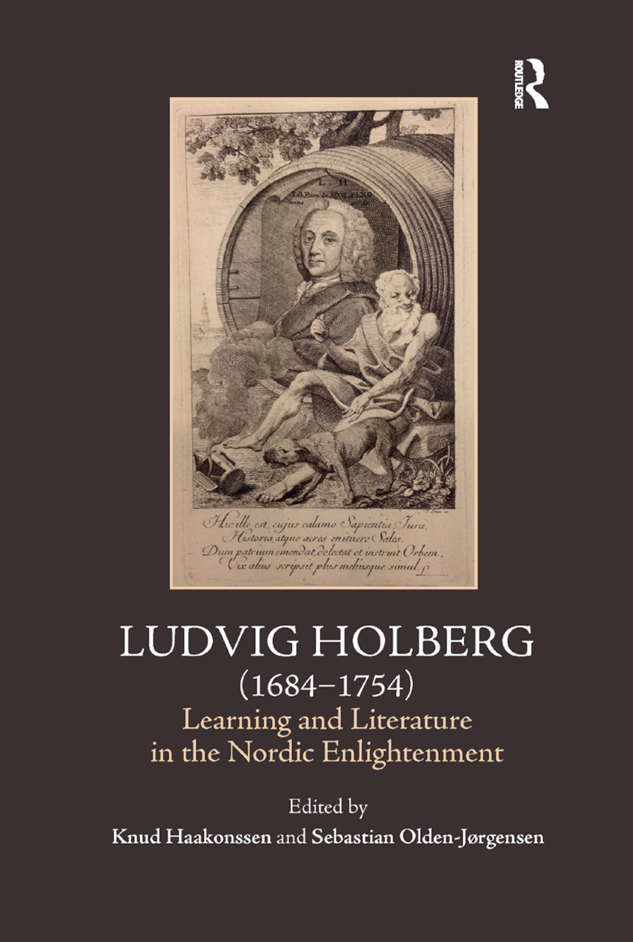 Ludvig Holberg (1684-1754): Learning and Literature in the Nordic Enlightenment book cover