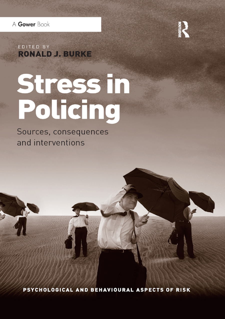 Stress in Policing: Sources, consequences and interventions book cover