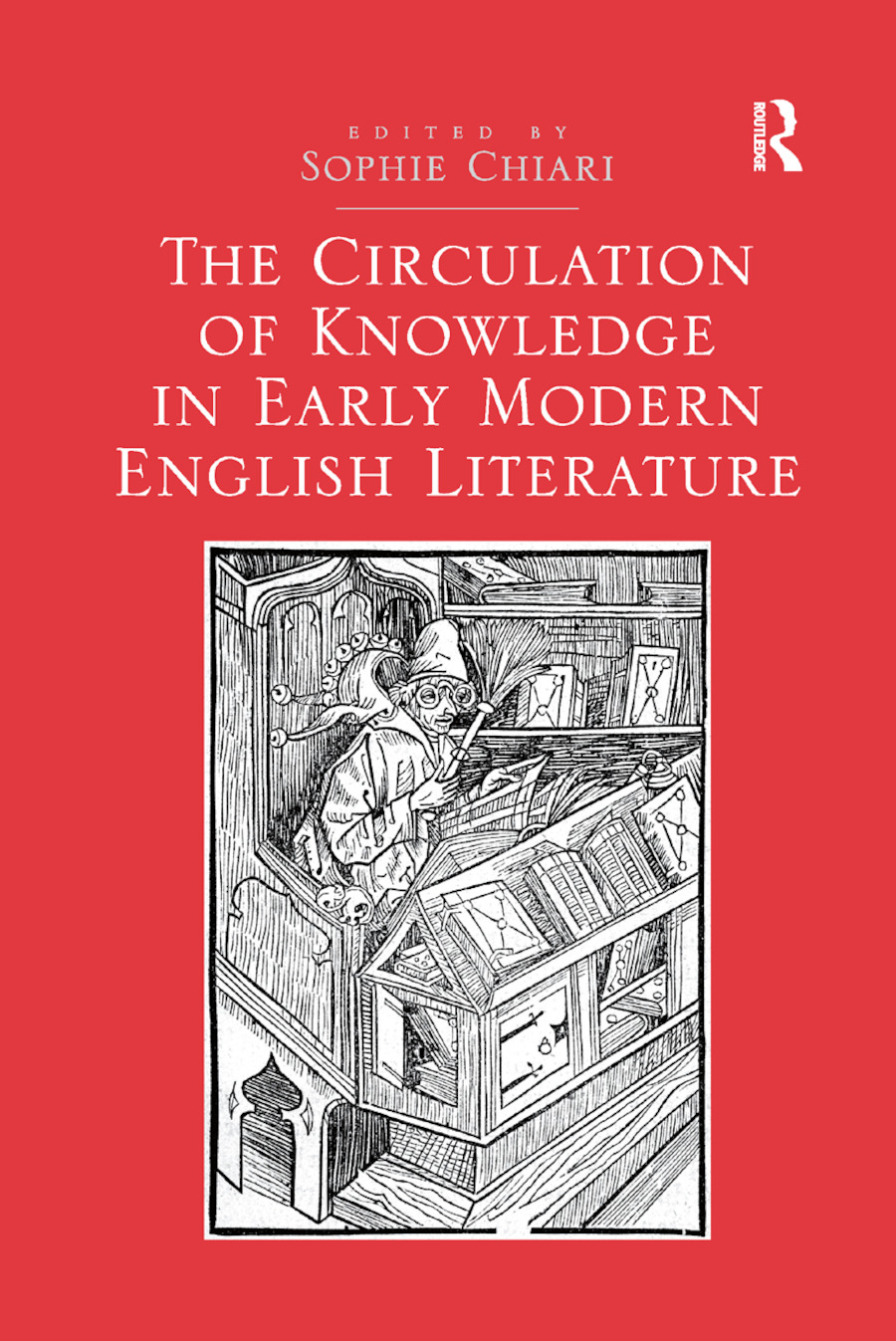 The Circulation of Knowledge in Early Modern English Literature book cover